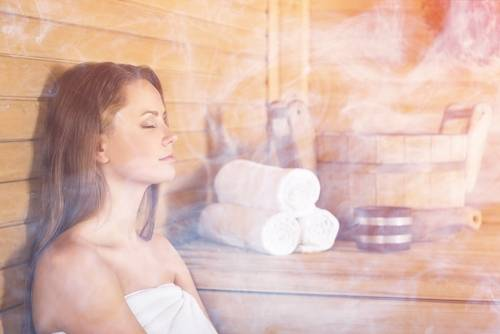 Spa and Wellness for external guests 17 Euro per person
