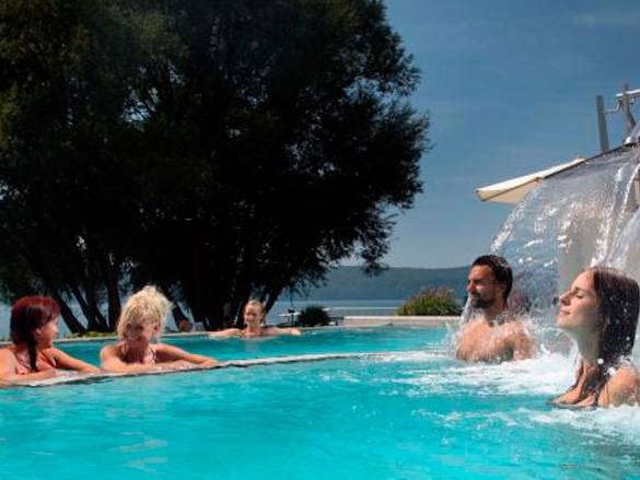 Spa-Experience-Days at Lake Constance from 385 Euro per person for 5 nights