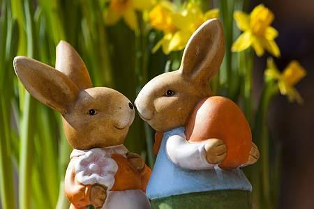 Easter Bunny Week from 869 Euro for 2 persons for 7 nights