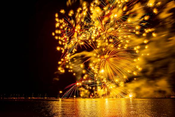 New Year's Eve at Lake Constance from 475 Euro per person for 5 nights