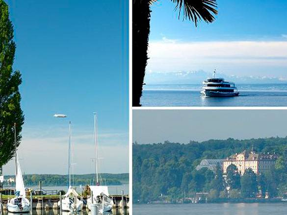 Lake Constance Experience Week from 579 Euro per person for 7 nights